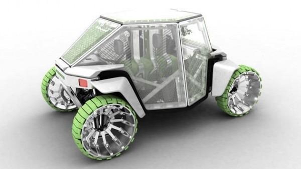 Модель концепт-автомобиля от GM