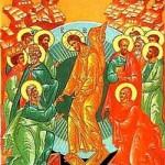 Праздничное Пасхальное богослужение