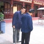 Baiyun монахи