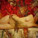 Персональная выставка русского художника в Шанхае / Ольга Мерёкина