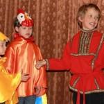 Пасхальный спектакль от воспитанников воскресной школы «Колосок» / Магазета