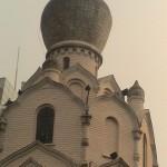 Расписание богослужений в Свято-Никольском храме в Шанхае