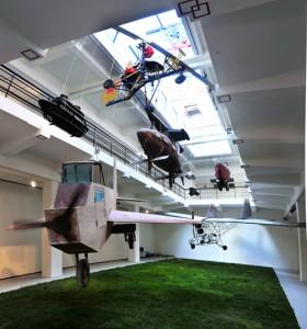 """Выставка, под названием """"Peasant Da Vinci"""" проходит в новой галерее Rockbund Art Museum"""