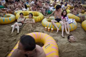 Лето в Шанхае