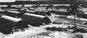 Строительство, быт и население «палаточного города» / из книги «Остров Тубабао»