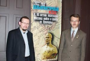 М.В.Дроздов и Н.А.Кузнецов