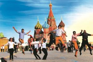 上海人拍摄的俄罗斯照片 (1)