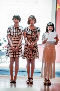 """Стихотворение К.Симонова """"Жди меня"""" в исполнении китайских студенток снискало высшие баллы у жюри"""